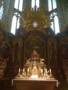 St Maxime basiliek