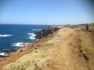 wandelpad_terugweg Kamahameha